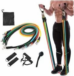 11 In 1 Power Exercise Resistance Band