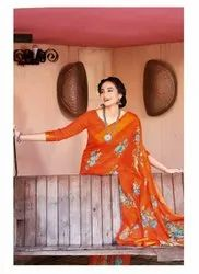Formal Wear Printed Pravina Cotton Vol 6 Lifestyle Exclusive, With Blouse Piece
