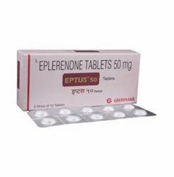 Eplerenone 50mg Tablet