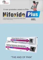 Diclofenac Diethylamine 1.16%W/W  Methyl Salicylate 10% W/WLinseed Oil 3%W/W Benzyl Alcohol 1%  T