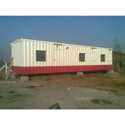 Site Sales Office Cabin