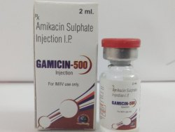 Amikacin Sulphate Injection I.P