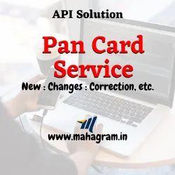 PAN Card API
