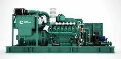 Cummins Natural Gas Generator