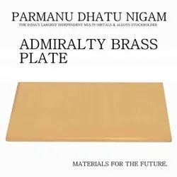 Admiralty Brass Plate