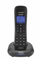 Beetel X91 2.4Ghz Cordless Phone (Black)