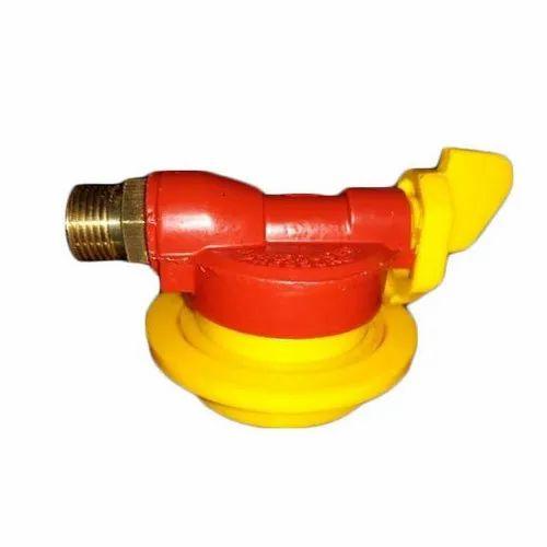 1 PCS High Pressure Gas Cylinder LPG Regulator Adopter for Commercial Cylinder