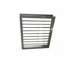 Silver Japani Steel Windows, For Residential