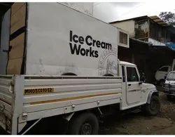 Ice Cream Transport Service, -25c To +25c