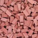 Rectangular Clay Red Bricks, Size: 21x10x7 Cm