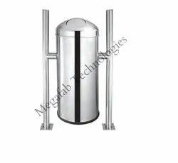 Cylindrical Dustbin