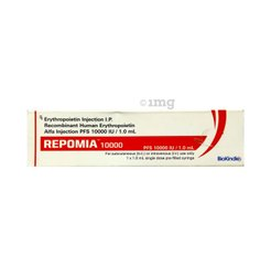 Recombinant Human Erythropoietin 10000 Pfs Injection