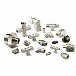 Inconel Instrumentation Tube Fittings, For Pharmaceuticals Industrial
