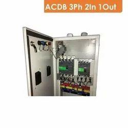 AC Solar Combiner Box