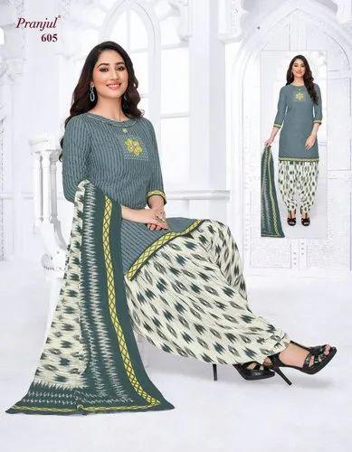 Pranjul Priyanka Vol 6 Dress Material