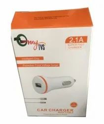 Dc 2-24v My TVS 2.1A Car Charger