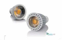 Aluminium Cool White Syska LED MR16 Lamp, 15 W, Voltage: 220 V