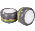 V7800 Multigas Dual Cartridge Filters For V800 And V668 DF Mask