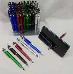 Pen With Mobile Stand