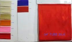 Tube Silk Fabric