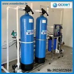 Commercial Reverse Osmosis Plant 2000 LPH