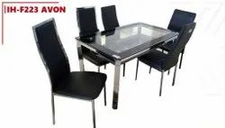 MOBEL FURNITURE 4 Seater Dining Table Set , AVON, For Home