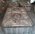 Horizontal Water Storage Tank Roto Mould