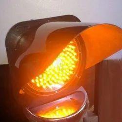 LED Warning Solar Traffic Blinker