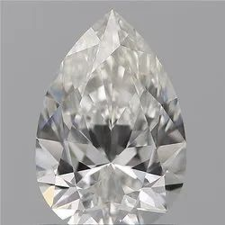 0.80ct Pear G VVS1 GIA Certified Natural Diamond