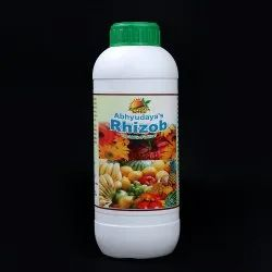 Rhizobium Bio-Tech Grade Abhyudaya'S Rhizob Liquid Bio Fertilizer, Packaging Type: Bottle