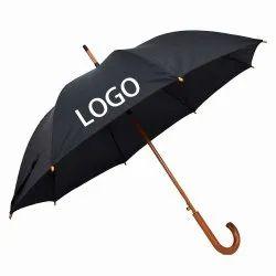 Custom Printed Umbrella J Type