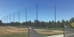 Golf Netting Poles