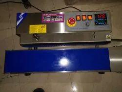 SS Horizontal Band Sealer Machine