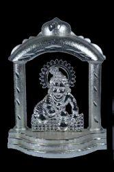 Ladoo Krishna Darbar Silver