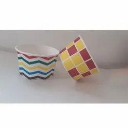 500 Ml Printed Paper Food Bowl