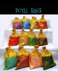 Promotional Bags Rope Handle Potli Bag