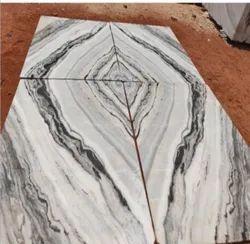 White Albeta Marble Slab