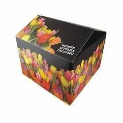 White Rectangular Chocolate Packaging Paper Box ''Make in INDIA''