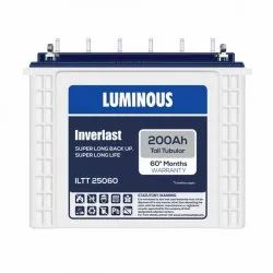 200 Ah Luminous ILTT25060 Tall Tubular Battery