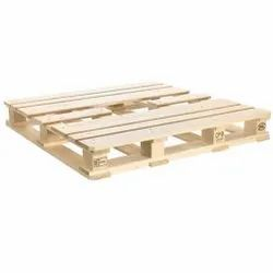 Brown Rectangular CP8 Pallet, For Export And Warehouse Purpose, Capacity: Upto 2000kg