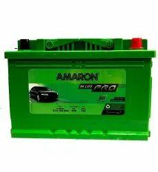 Amaron DIN74 Car Battery