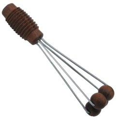 WOODEN FINGER AND PALM MASSAGER