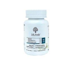 Immunity Enhancer Capsules, Non Prescription, Packaging Type: Bottle