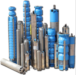 Electric Borewell Pump Repairing Servicing
