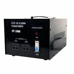 3000 W Single Phase Step Up And Down Transformer