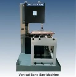 ITL-200 V3H Vertical Band Saw Machine