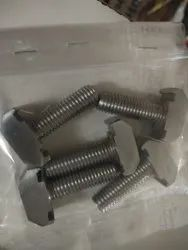 Stainless Steel T Head Bolts, Grade: SS304, Size: M4