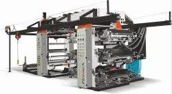 Plastic Printing Flexographic Printing Machine