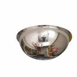 Round Dome Mirror
