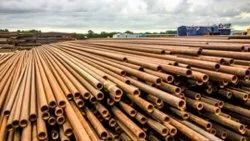 Grade: A423 Grade 1 21.3 To 355 Corten Steel APH Tubes ASMT A 423 I Corten Steel Pipe, 6 meter, Thickness: 2 To 6.35 Mm